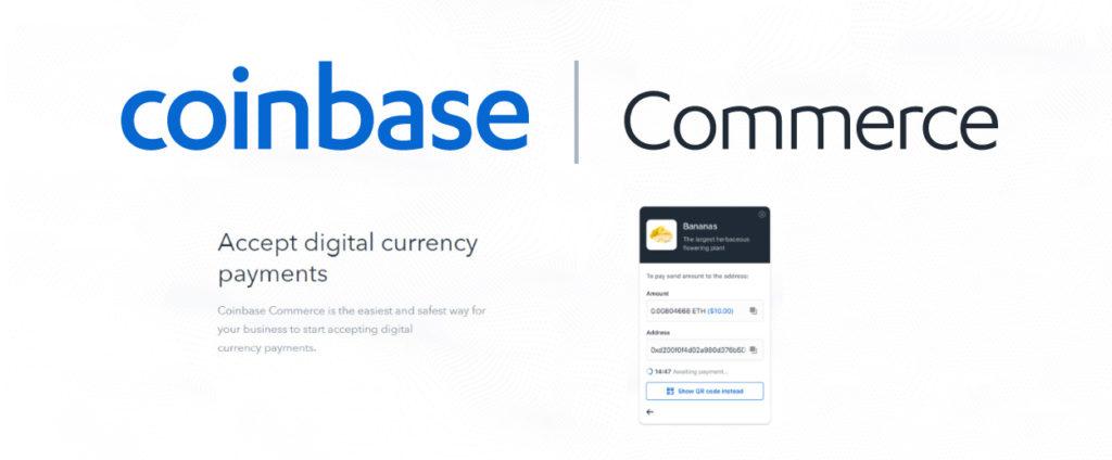 coinbase plug-in e-commerce