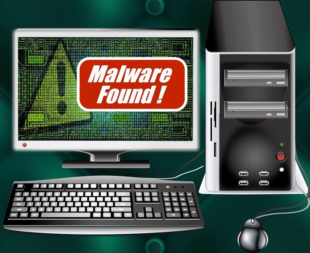 Come si prendono i malware?