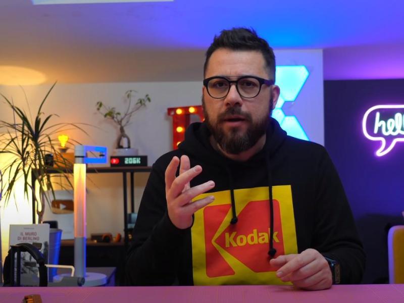 Manuel Agostini YouTube